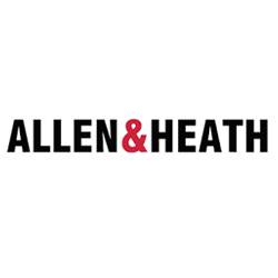 Material audiovisual de Allen & Heath