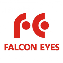 Material audiovisual de Falcon Eyes