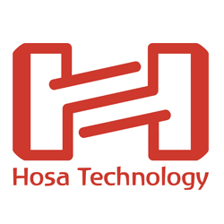 Material audiovisual de Hosa Technology