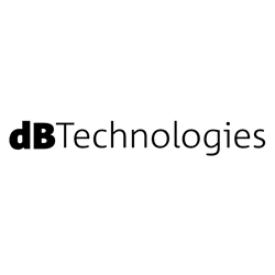Material audiovisual de dB Technologies