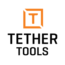 Material audiovisual de Tether Tools