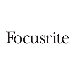 Material audiovisual de Focusrite