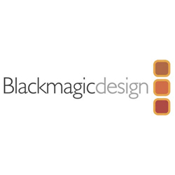 Material audiovisual de Blackmagic-design