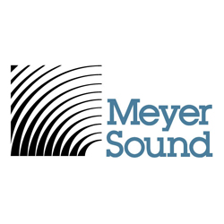 Material audiovisual de Meyer Sound